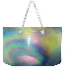 Interplanetary Travel Weekender Tote Bag
