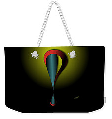 Interrofang Bang Weekender Tote Bag