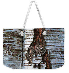 Weekender Tote Bag featuring the photograph Interrupted by Werner Padarin