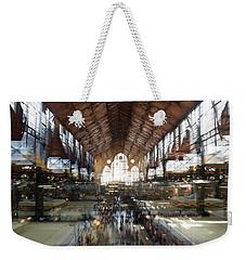 Interstellar Transit Hall Weekender Tote Bag