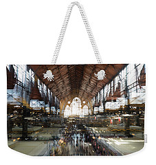 Interstellar Transit Hall Weekender Tote Bag