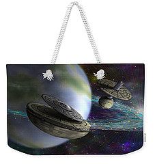 Interstellar Weekender Tote Bag