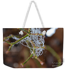 Intertwined In Beauty And Life. -georgia Weekender Tote Bag