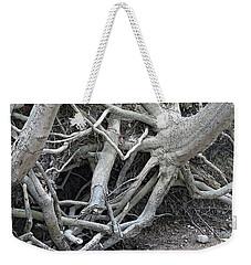 Intertwined Weekender Tote Bag by Sandra Church