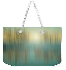 Interval Between Sunrise And Noon Weekender Tote Bag
