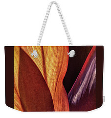 Interweaving Leaves I Weekender Tote Bag
