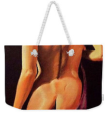 Intimidez Weekender Tote Bag