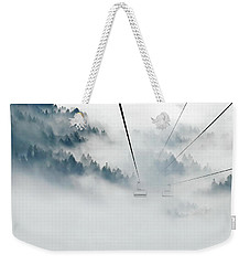 Into The Abyss Weekender Tote Bag