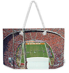 Into The Bowl Weekender Tote Bag