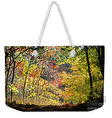 Into The Clearing Weekender Tote Bag
