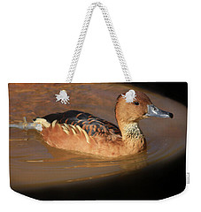 Into The Darkness  Weekender Tote Bag by Kim Henderson