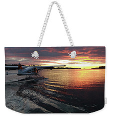 Into The Dawn Weekender Tote Bag