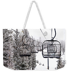 Into The Fog Weekender Tote Bag