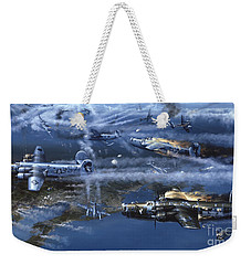Into The Hornet's Nest Weekender Tote Bag