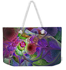 Into The Imaginarium  Weekender Tote Bag by NirvanaBlues