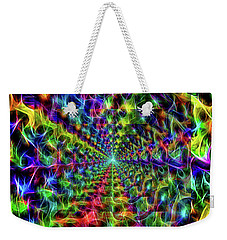 Into The Light Weekender Tote Bag by Aliceann Carlton
