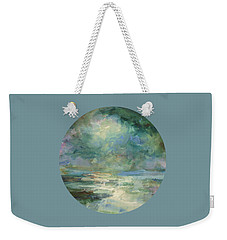 Into The Light Weekender Tote Bag by Mary Wolf