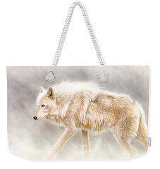 Into The Mist Weekender Tote Bag by Sandi Baker