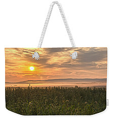 Into The Misty Sunrise Weekender Tote Bag