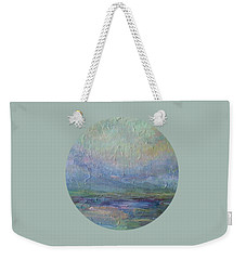 Into The Morning Weekender Tote Bag by Mary Wolf