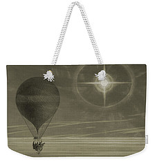Into The Night Sky Weekender Tote Bag