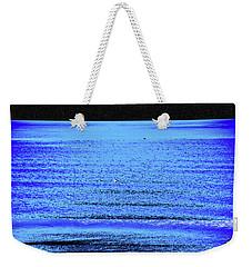 Into The Ocean Void Weekender Tote Bag