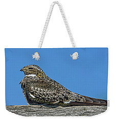 Weekender Tote Bag featuring the photograph Into The Out by Tony Beck