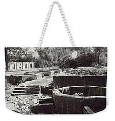 Into The Ruins 1 Weekender Tote Bag