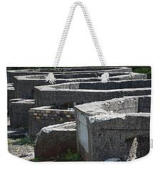 Into The Ruins 3 Weekender Tote Bag