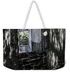 Into The Ruins 4 Weekender Tote Bag