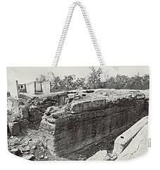 Into The Ruins 5 Weekender Tote Bag