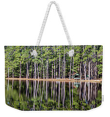 Into The Sc Woods Weekender Tote Bag by Menachem Ganon