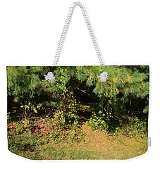 Into The Unknown 1 Weekender Tote Bag
