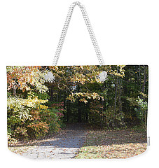 Into The Unknown 3 Weekender Tote Bag