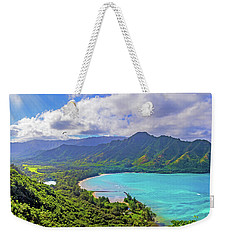 Into The Valley Weekender Tote Bag by James Roemmling