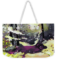 Into The Woods 2 Weekender Tote Bag by Anil Nene