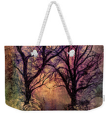 Into The Woods Weekender Tote Bag