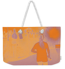 Into The Zone Weekender Tote Bag