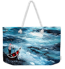 Into Unknown Weekender Tote Bag