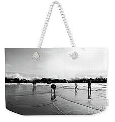 Intrinsic But Yet Extrinsic Weekender Tote Bag