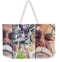 Introduction To Life, A Self Portrait Weekender Tote Bag
