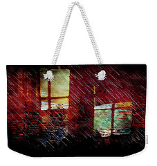 Introspection Weekender Tote Bag