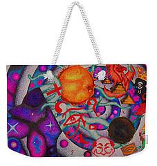 Introverse Weekender Tote Bag
