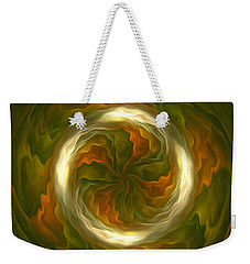 Introverted Soul Weekender Tote Bag