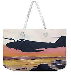 Intruder Refueling Weekender Tote Bag