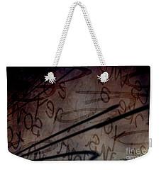 Intrusion Weekender Tote Bag