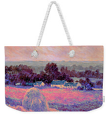 Inv Blend 10 Monet Weekender Tote Bag by David Bridburg