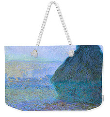 Inv Blend 21 Monet Weekender Tote Bag by David Bridburg