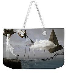 Invasion Weekender Tote Bag by Keshava Shukla