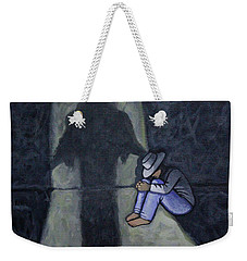 Invisable Shadow Weekender Tote Bag